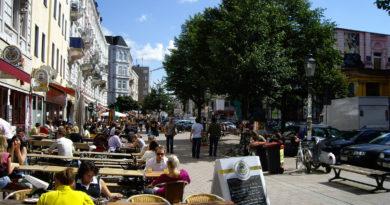 Stadtführung Schanzenviertel und Karoviertel