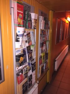 Flyer verteilen in Hamburg - Musikclubs - Große Freiheit 36 - Freecards - Theater - Kino - Messen