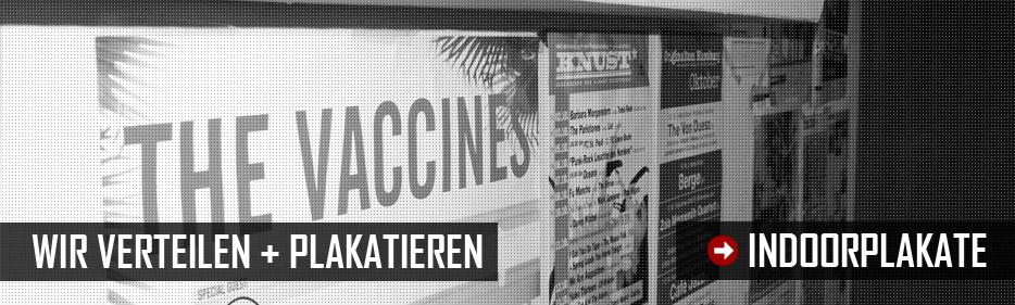 Indoor-Plakatierung - Hamburg - Lüneburg - Lübeck - Metropolregion - Plakate - Plakat - Plakatierung