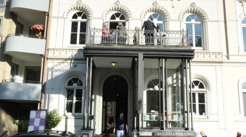 Johann Scheerer - Literaturhaus Hamburg - Lesungen - Hamburg
