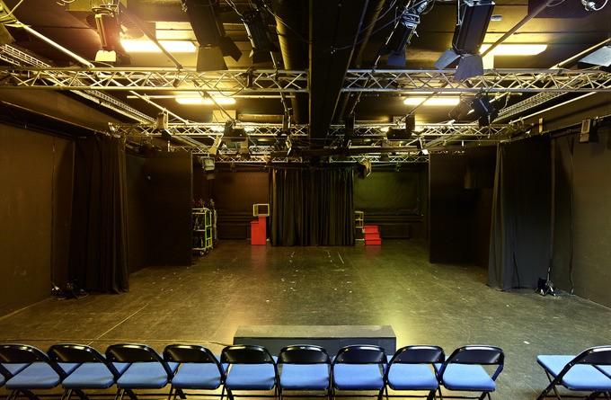 Theatersaal, Lichthof Theater - Hamburg