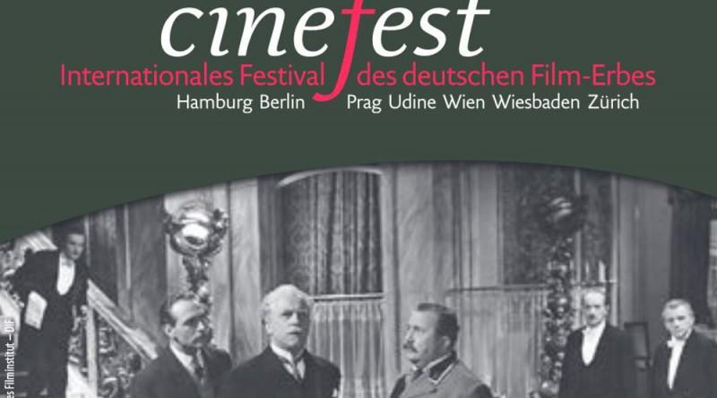 Cinefest Hamburg Metropolis Kino Festival
