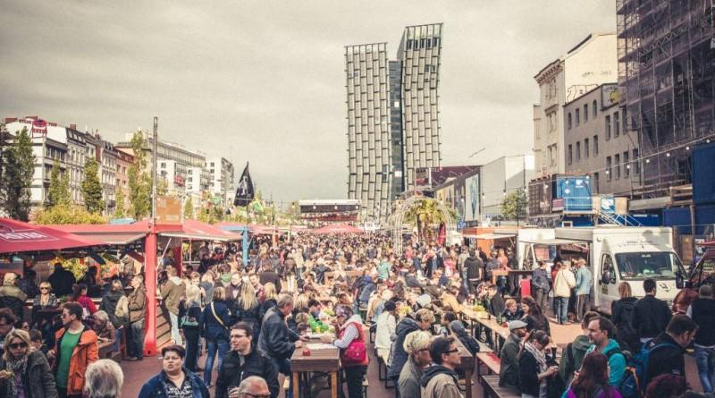 Street Food Session - Spielbudenplatz - Essen und Trinken