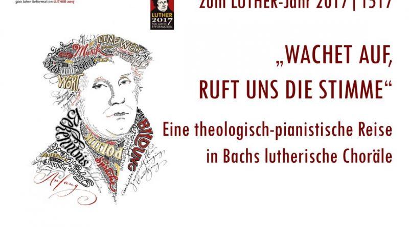 Luther-Jahr - Wachet auf, ruft uns die Stimme - Istituto Italiano Di Cultura
