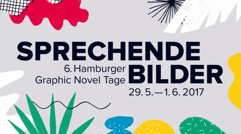 Graphic Novel Tage - Literaturhaus Hamburg - Lesungen