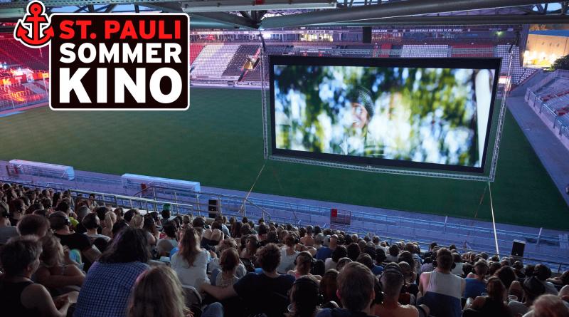 St.Pauli Sommerkino - Millerntorstadion - Hamburg