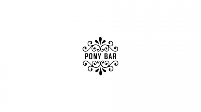 Logo Pony Bar