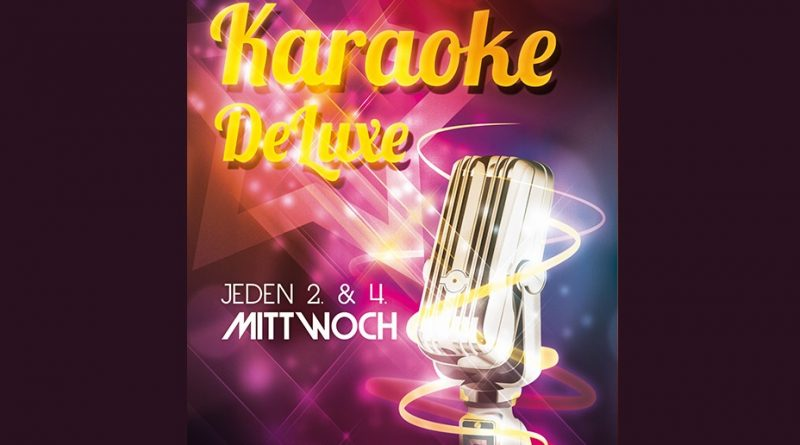 Logo Karaoke DeLuxe in Marias Ballroom in Hamburg-Harburg