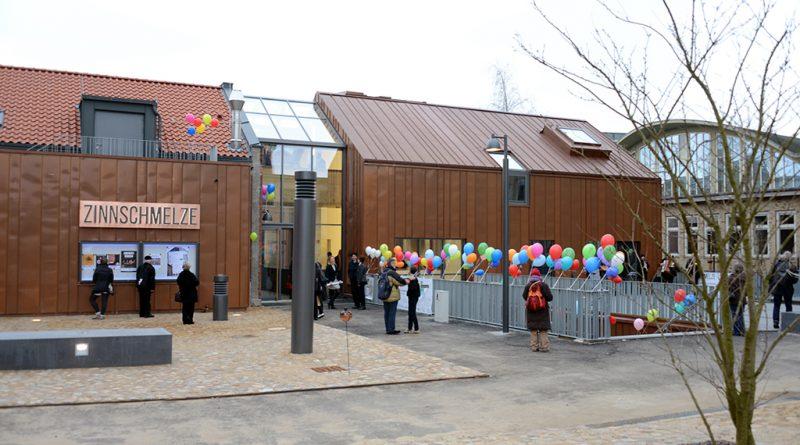 Stadteil Revier - Zinnschmelze - Theater