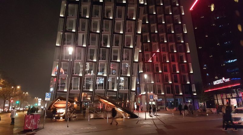 Mojo Club in den Tanzenden Türmen, St. Pauli, Hamburg