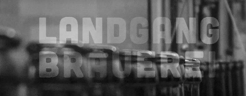 Logo Landgang Brauerei
