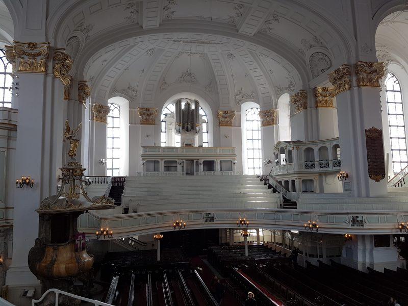 Mittagsandacht mit Orgelmusik – Michel – 12 Uhr