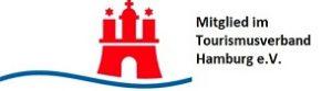 Logo Mitglied im Tourismusverband Hamburg e.V.