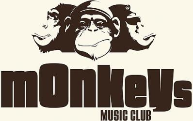 Logo Monkeys Music Club