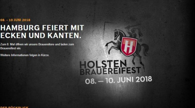 Holsten Brauerei Fest - Holsten Brauerei - Feste- heute in Hamburg
