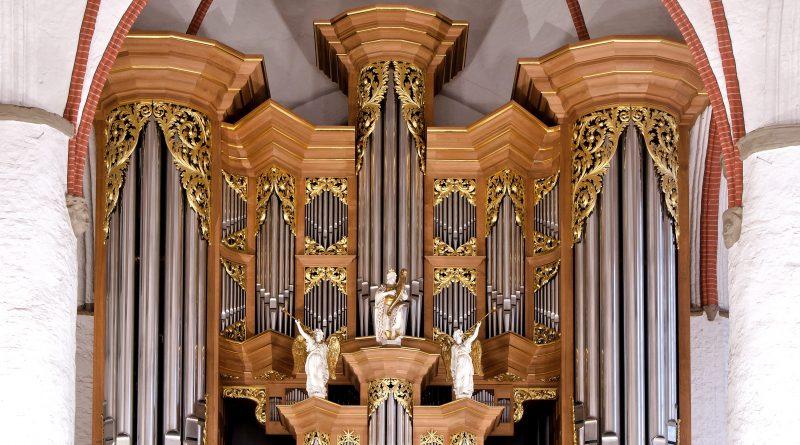Arp-Schnitger-Orgel St. Jacobi Hauptkirche Hamburg
