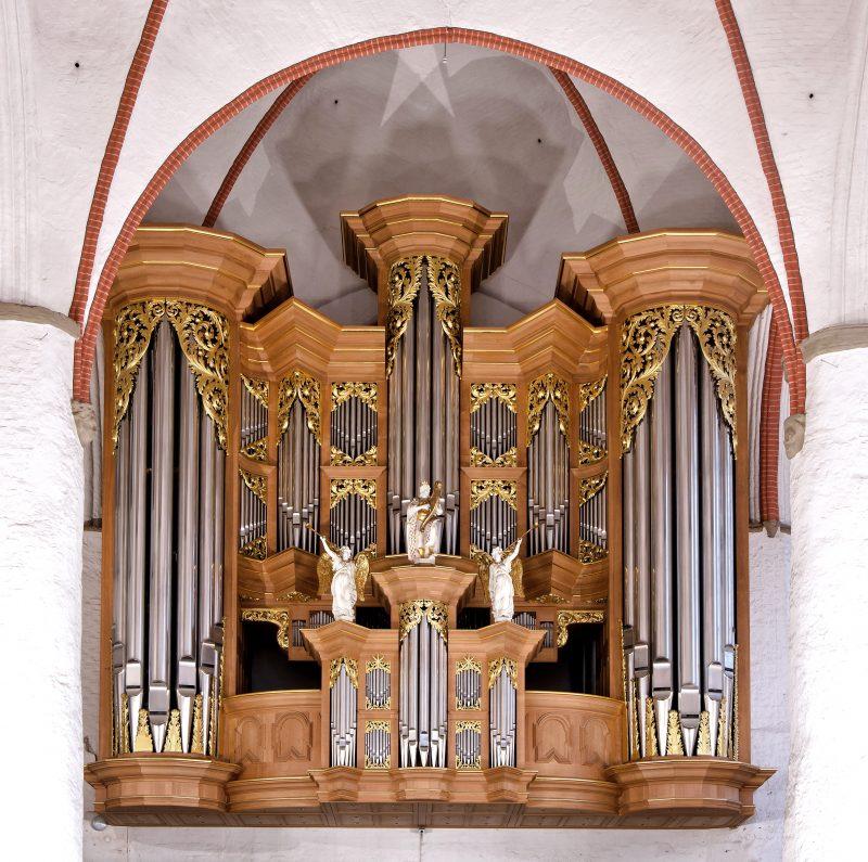 Jeden Donnerstag: 30-Minuten-Orgelmusik in St. Jacobi um 16.30 Uhr