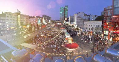 Heute, 3. Oktober: Sound of St. Pauli – Spielbudenplatz – 18 Uhr