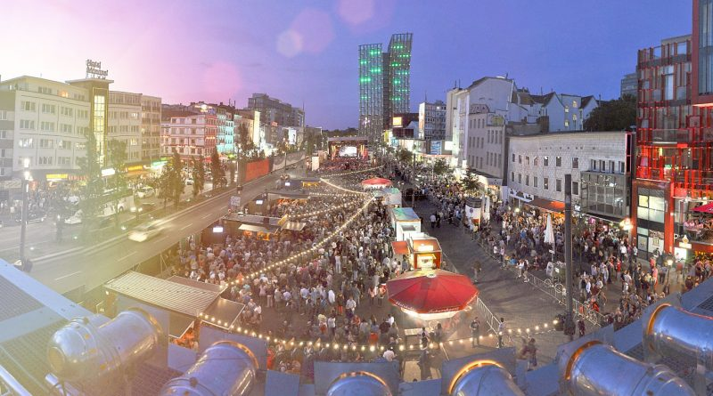 Sound of St. Pauli Festival - Spielbudenplatz - St. Pauli - Hamburg - Veranstaltungen