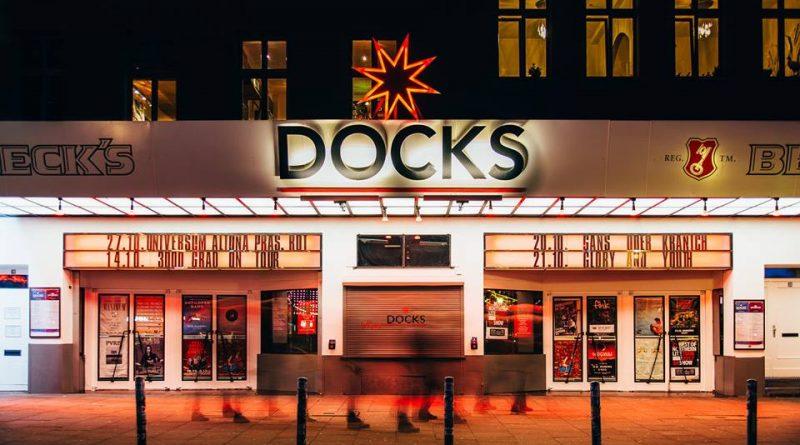 Docks, Schild