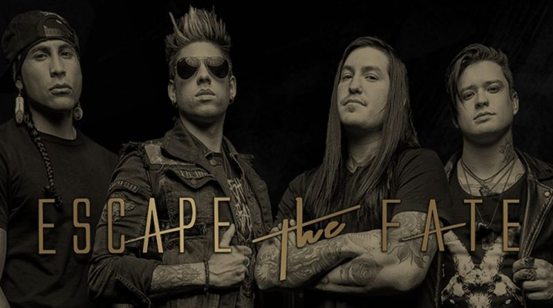 Bandfoto Escape the Fate