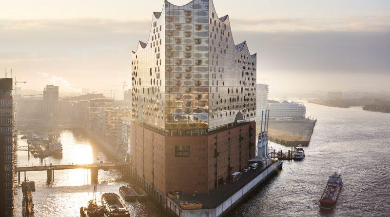 Elbphilharmonie Hamburg HafenCity