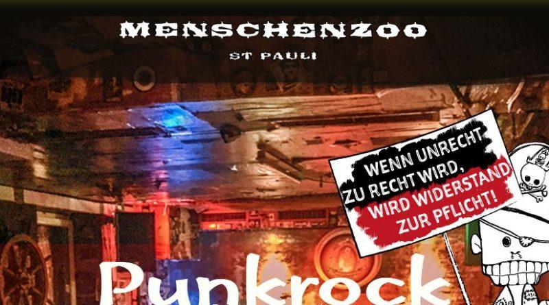 Gastraum Club Menschenzoo St. Pauli Hamburg